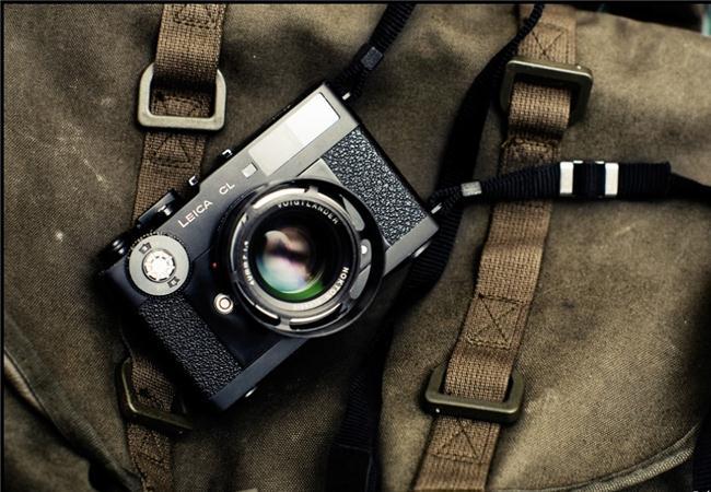 Một chút hoài niệm từ những chiếc máy ảnh phim