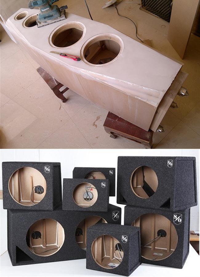 Tìm hiểu cấu tạo của loa thùng