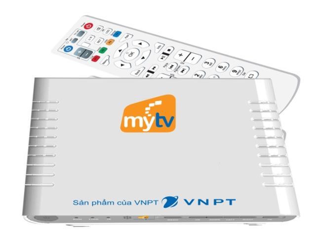 Dịch vụ truyền hình MyTV