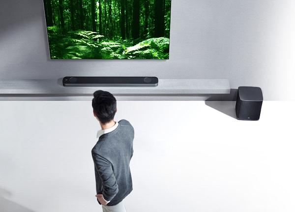 Bộ đôi loa soundbar hỗ trợ Hi-Res, Atmos của LG đã được giới thiệu