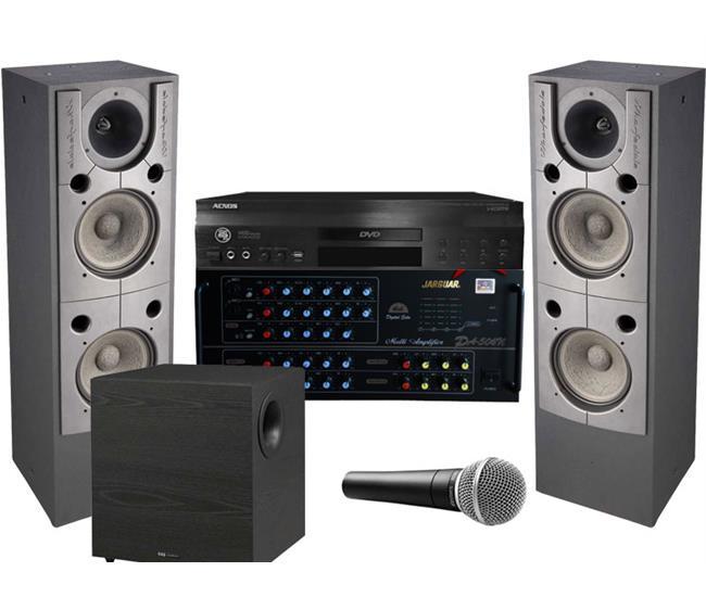 Dàn Karaoke gia đình cho âm thanh kém – nguyên nhân và cách khắc phục