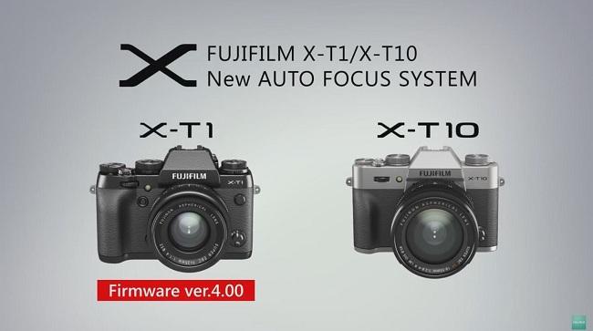 Fujifilm X-T1 và X-T10 đã chính thức ngừng sản xuất