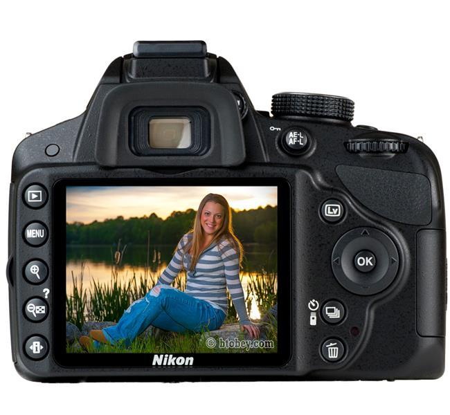 Hiểu rõ hơn về màn hình LCD của máy ảnh