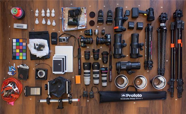 Cần trang bị gì khi mới nhập môn nhiếp ảnh