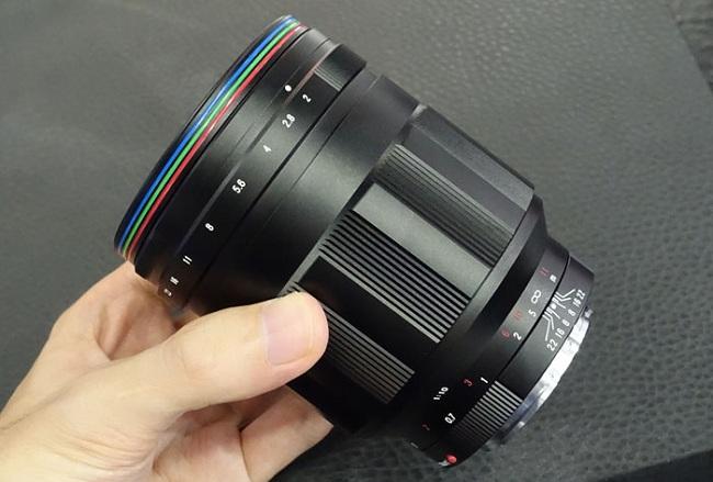 Xuất hiện ống kính macro cho Sony E-mount tốt nhất từ trước đến nay của Voigtlander