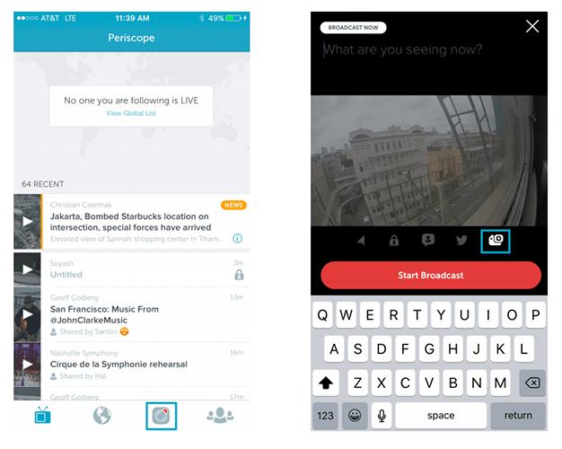 Làm thế nào để Live-Stream với GoPro?