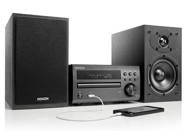 Ampli Denon – thiết bị tốt nhất cho dàn âm thanh gia đình