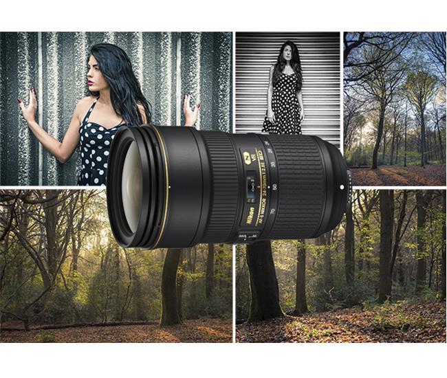 Những lựa chọn ống kính tốt nhất cho máy ảnh Nikon D850