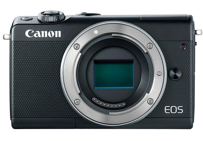 Canon giới thiệu máy ảnh EOS M100 thay thế cho M10