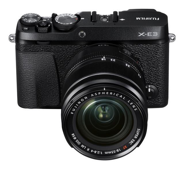 Fujifilm X-E3 chính thức: bản rút gọn của X-Pro2