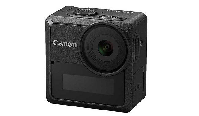 Canon giới thiệu máy ảnh Modular MM100-WS đa chức năng
