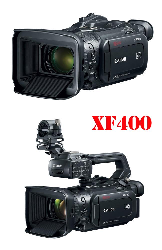 Canon trình làng 3 máy quay cầm tay 4K hiện đại