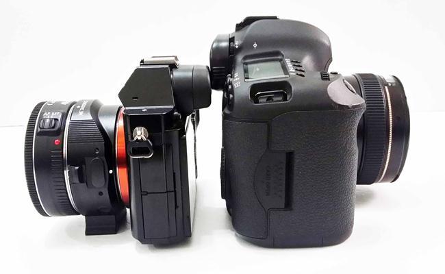 Những tính năng được mong đợi trên mẫu máy ảnh Sony a7 mark III
