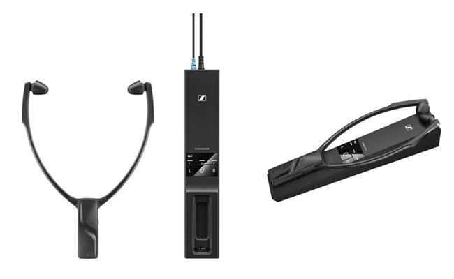 Tai nghe Sennheiser RS 5000 và RS 2000: tăng cường thính lực khi xem phim