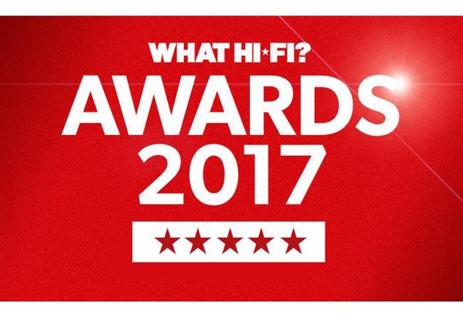 Thiết bị âm thanh Sony và AKG giành nhiều giải tại What Hi Fi? AWARDS 2017