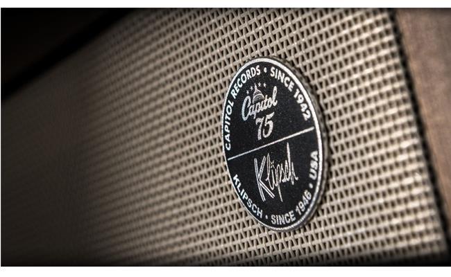 Klipsch hợp tác cùng Capital Records cho ra dòng loa Heritage phiên bản đặc biệt