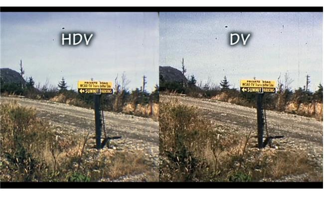 Những định dạng video phổ biến trên các máy quay hiện nay