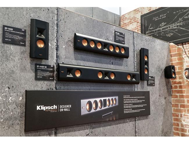 Reference Premiere Designer On-Wall: loa treo tường kiểu mới của Klipsch