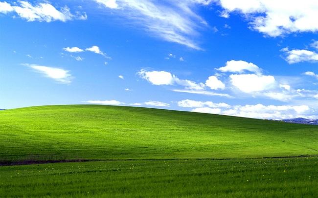 Tác giả bức ảnh hình nền huyền thoại trên Windows XP sẽ quay trở lại