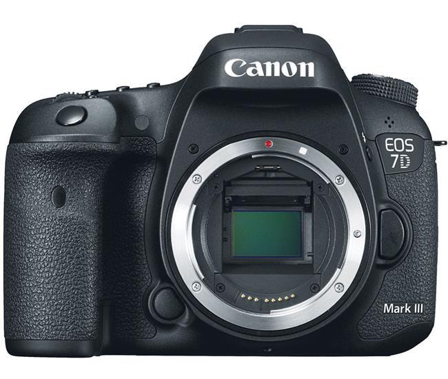 Thông tin mới nhất về Canon 7D Mark III