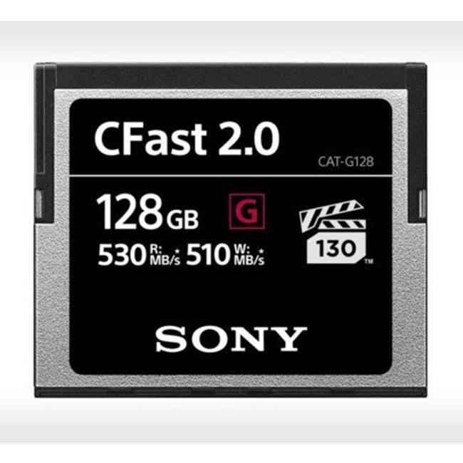 Sony ra mắt dòng thẻ nhớ Compact Flash thế hệ mới