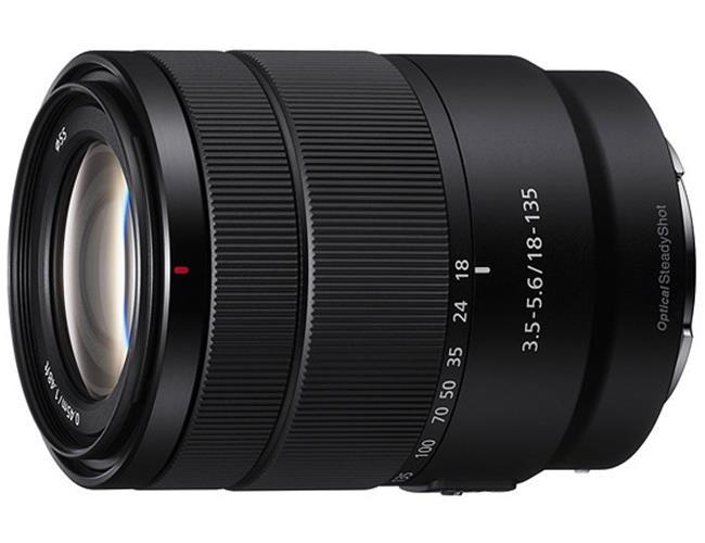 Sony bất ngờ giới thiệu ống kính 18-135mm F3.5-5.6 OSS cho E-mount APS-C