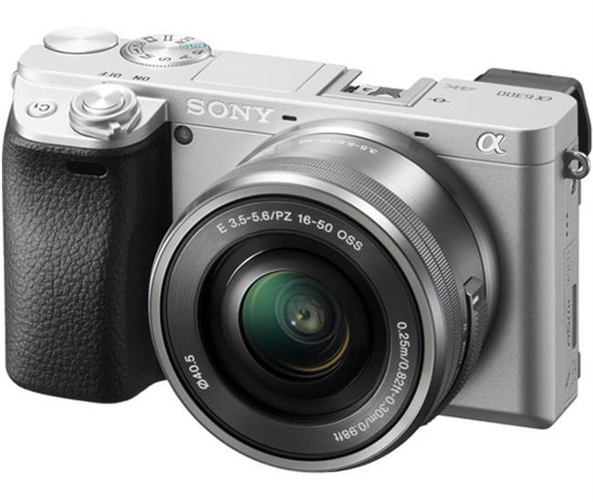 Sony ra mắt phiên bản màu bạc của máy ảnh A6300