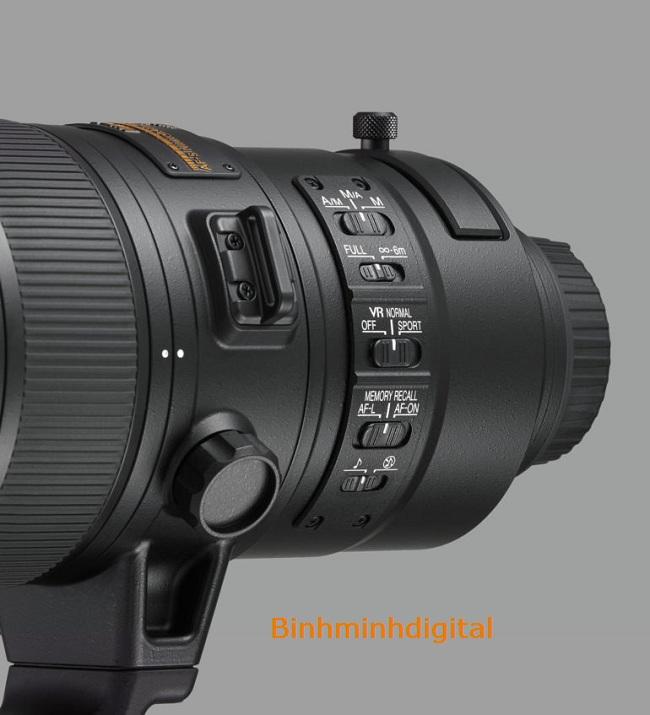 Nikon giới thiệu ống kính Super Telephoto Zoom NIKKOR AF-S