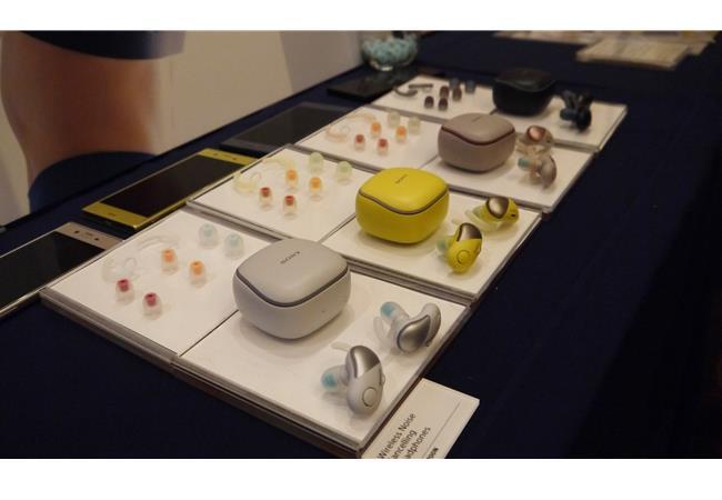 CES 2018: Thêm tai nghe bluetooth WF-SP700N có Google Assistant từ Sony