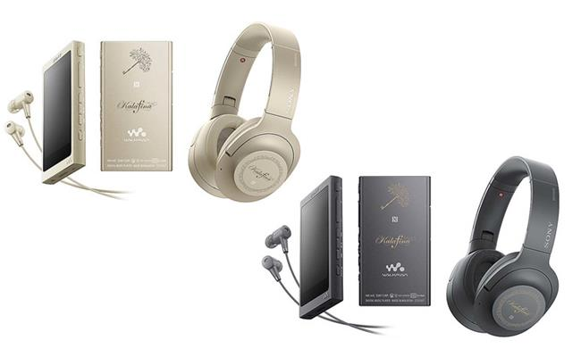Sony tung ra phiên bản đặc biệt của máy nghe nhạc Walkman A và tai nghe Wireless NC