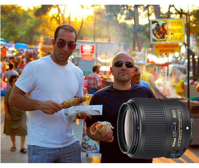 Những ống kính thích hợp dành cho máy ảnh Nikon D3400