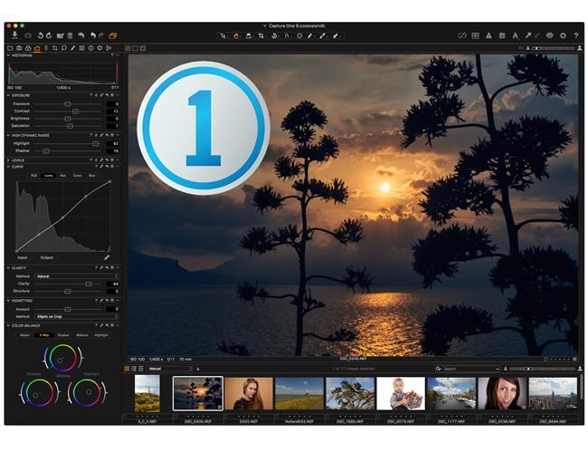 Capture One tung phiên bản 11.0.1 hỗ trợ Fujifilm X-E3 và các lỗi trên laptop