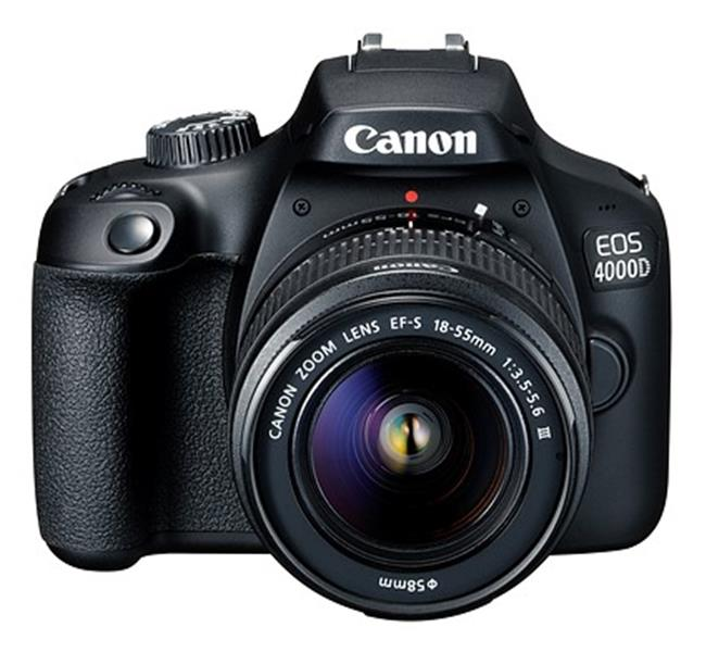 Canon EOS 4000D – chiếc DSLR rẻ nhất mà Canon đã từng tung ra