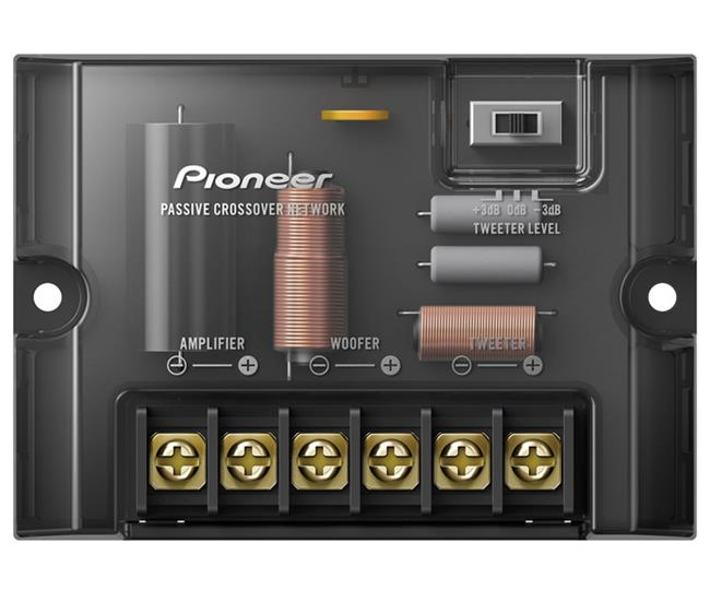 Loa Pioneer Z Series: đồ chơi mới cho xế hộp đẳng cấp
