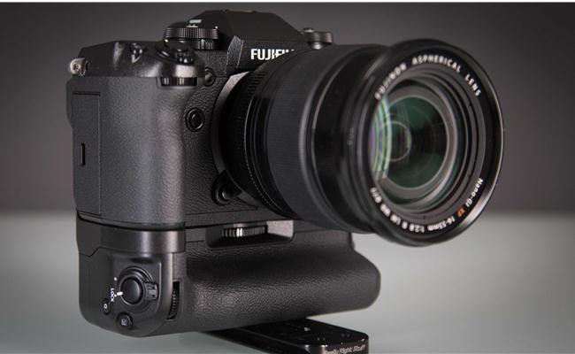 10 nâng cấp tuyệt vời của máy ảnh Fujifilm X-H1