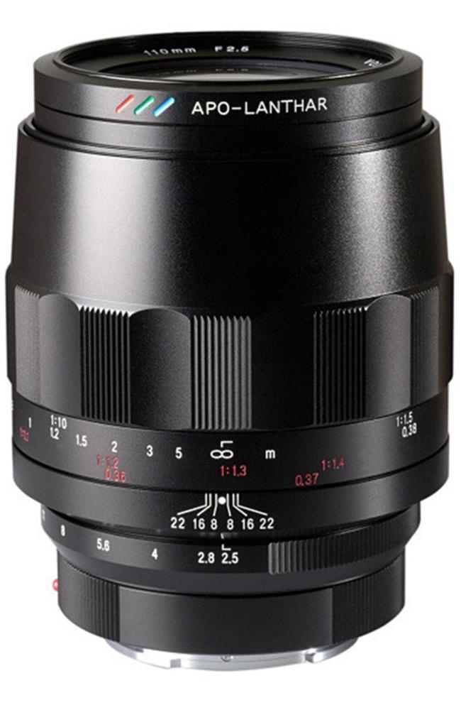 Voigtlander giới thiệu ống kính Macro APO Lanthar 110mm f/2.5 và Color - Skopar 21mm f/3.5 Asph cho máy ảnh Sony E-mount