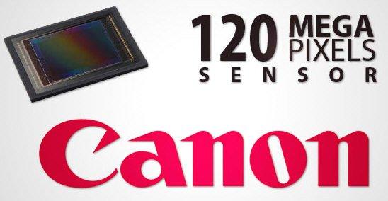 Canon trình diễn bộ cảm biến CMOS 120MP APS-H mới