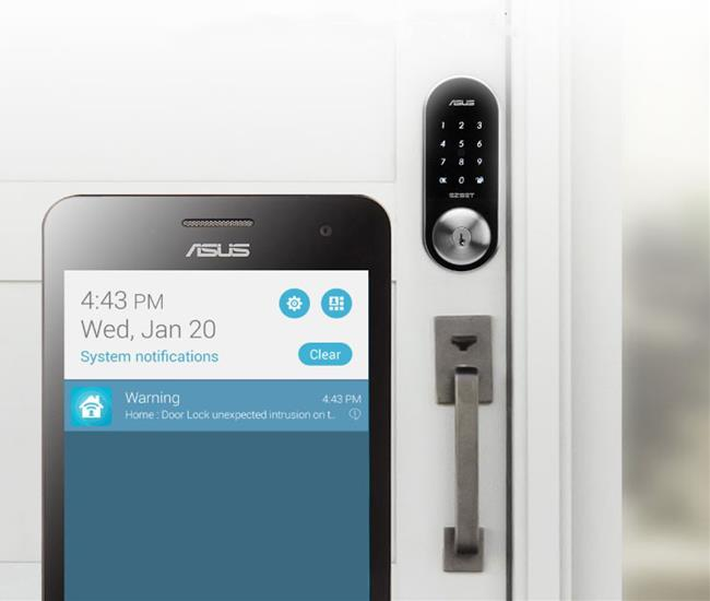 ASUS SmartHome Smart Door Lock DL101