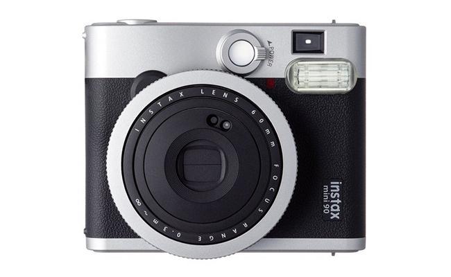 Máy ảnh Fujifilm Instax Mini 90 Neo Classic (Đen)