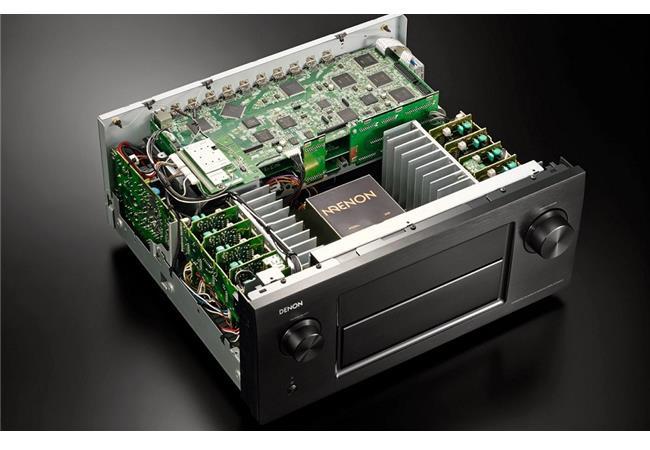 Ampli Denon AVR-7200WABK