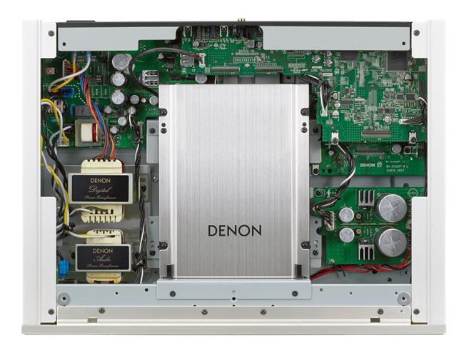 Đầu Denon DCD-2500NE SP