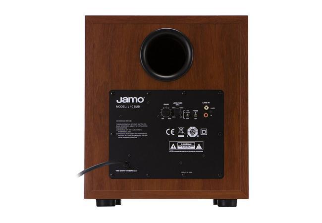 Loa Jamo J 12 SUB DARK APPLE CE