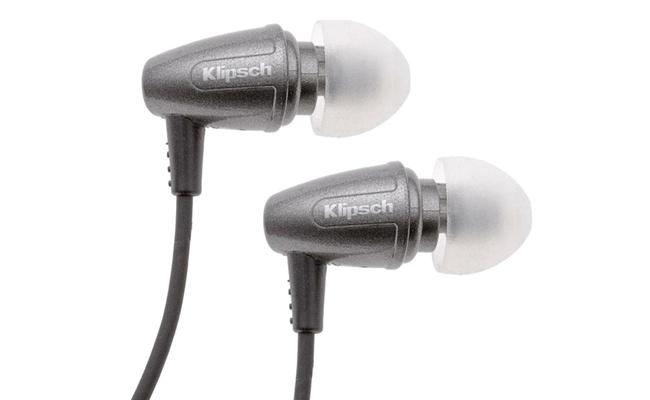 Tai Nghe Klipsch Image S3 Graphite Gray