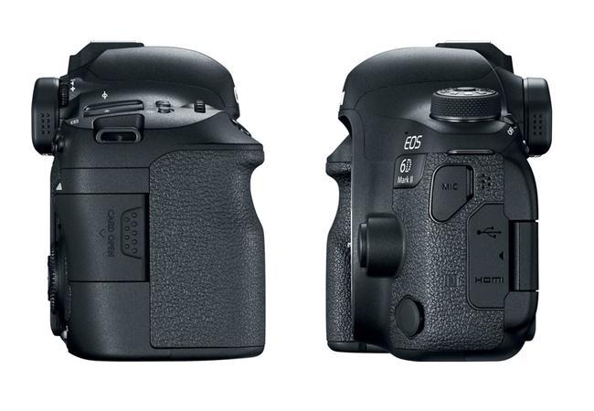 Máy Ảnh Canon EOS 6D Mark II Body