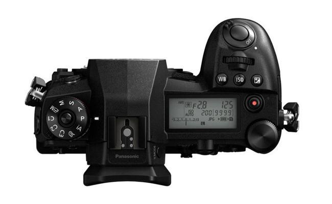 Máy ảnh Panasonic Lumix G9