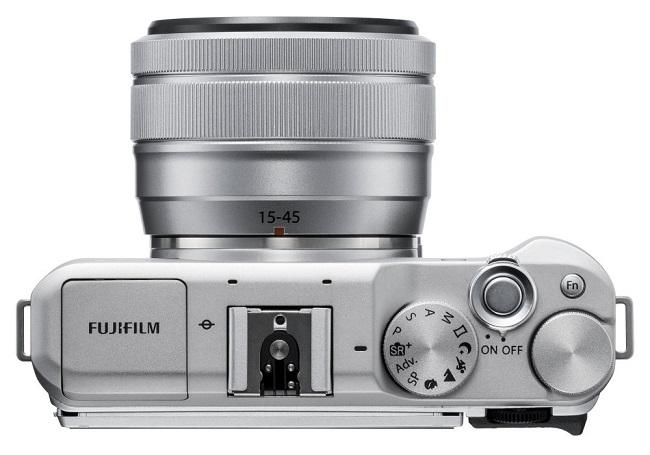 Máy ảnh Fujifilm X-A5 Kit 15-45 mm F 3.5.5.6 OIS PZ( BẠC)