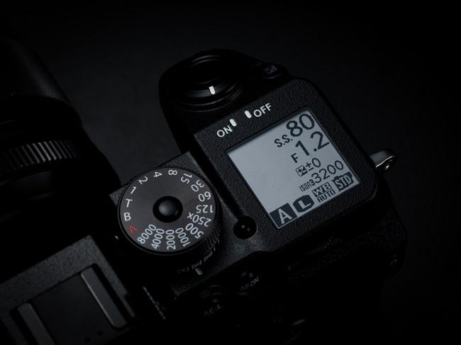 Máy Ảnh Fujifilm X-H1 Body