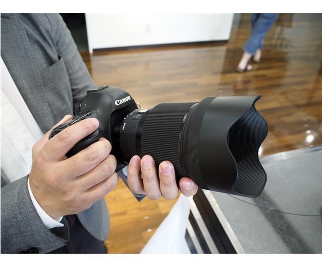 Ống Kính Sigma 85mm f / 1.4 DG HSM ART