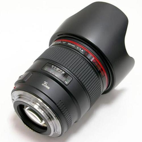 Ống Kính Canon EF 35mm F1.4 L USM - hàng nhập khẩu