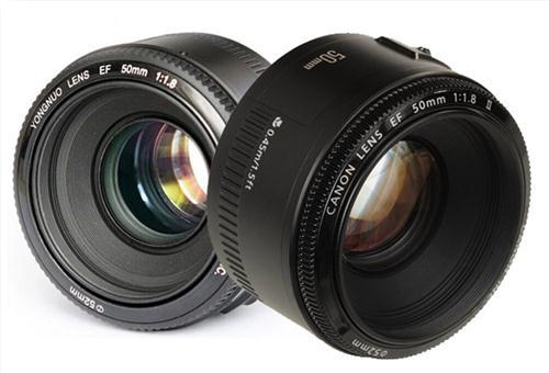 Ống kính Canon EF50mm F/1.8 STM